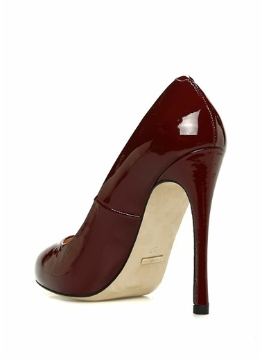 Beymen Collection Stiletto Bordo